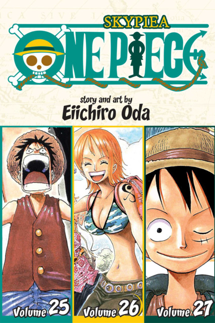 One Piece: Skypiea