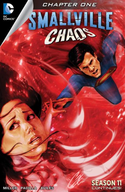 Smallville: Chaos