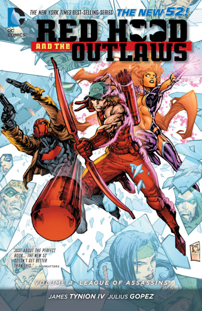 Red Hood and the Outlaws: League of Assassins