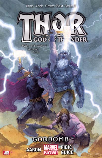 Thor: God of Thunder - Godbomb