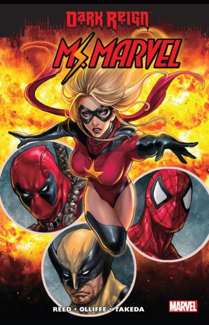 Ms Marvel: Dark Reign