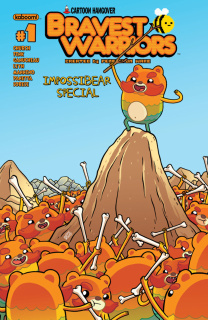 Bravest Warriors 2014 Impossibear Special