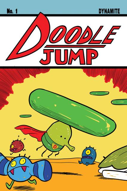 Doodle Jump Comics