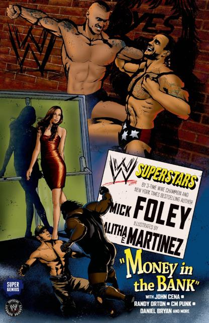 WWE Superstars: Money In the Bank