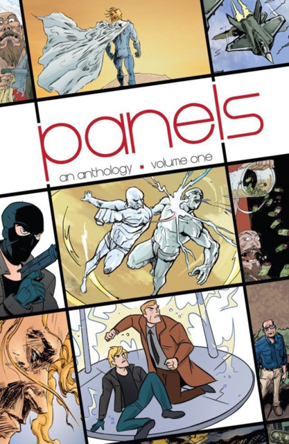 Panels: A Comic Book Anthology