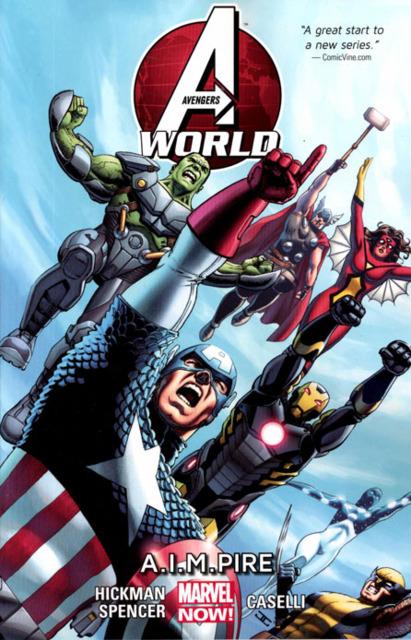 Avengers World: A.I.M.pire