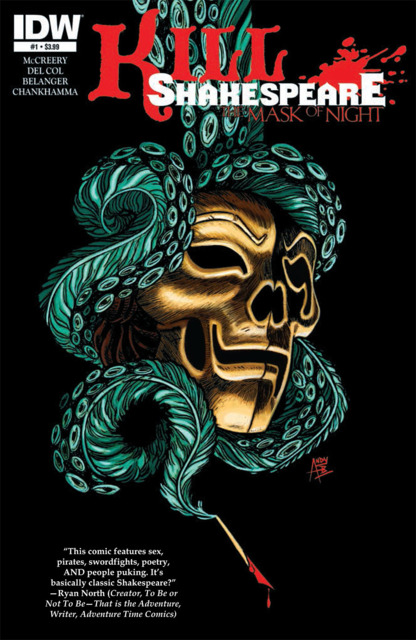 Kill Shakespeare: The Mask of Night