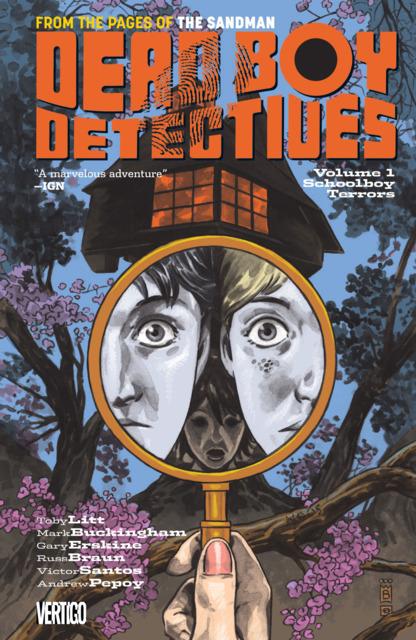 Dead Boy Detectives: Schoolboy Terrors