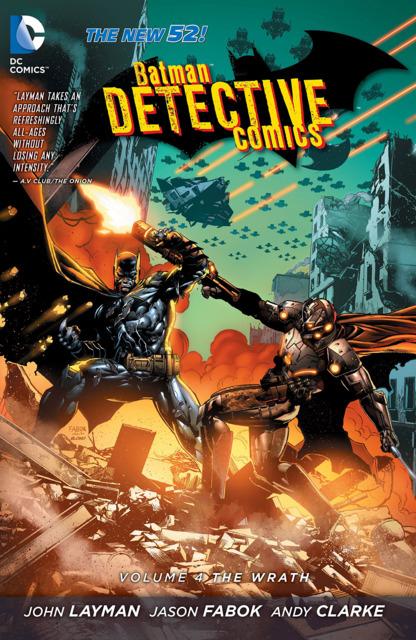 Detective Comics: The Wrath
