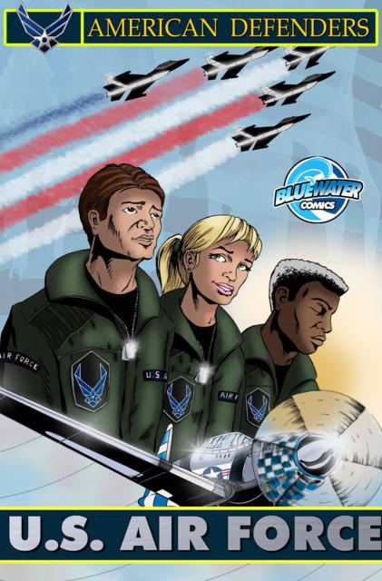 American Defenders: The Air Force