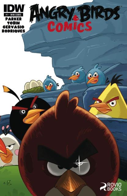 Angry Birds Mini-Comic
