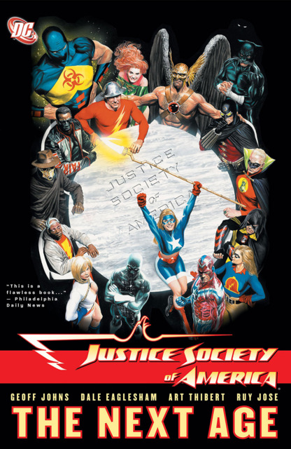 Justice Society of America: The Next Age