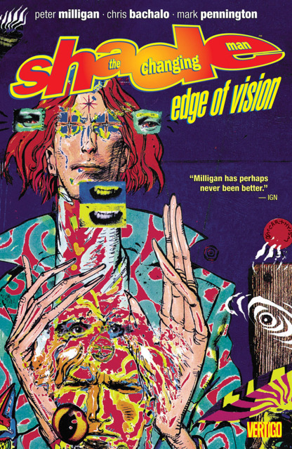 Shade, the Changing Man: Edge of Vision