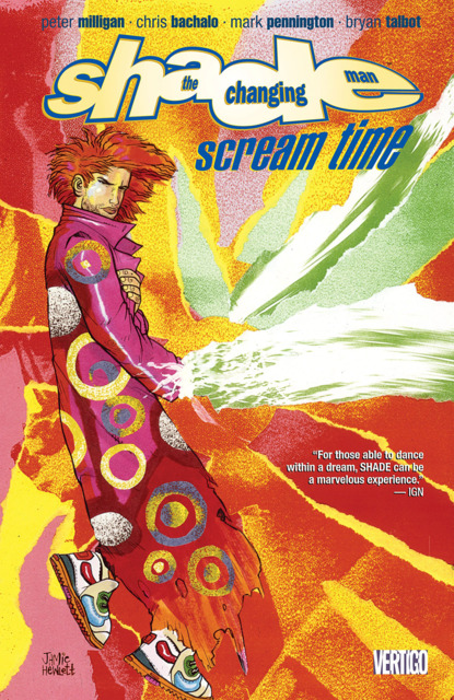 Shade, the Changing Man: Scream Time