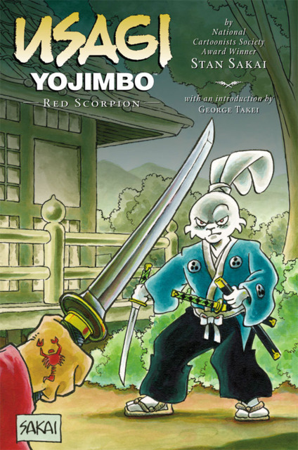 Usagi Yojimbo: Red Scorpion