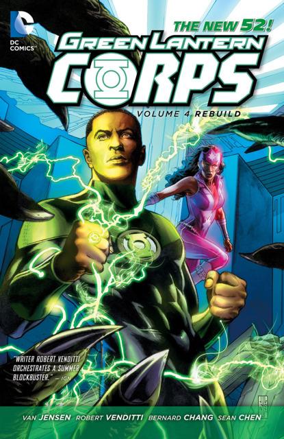 Green Lantern Corps: Rebuild