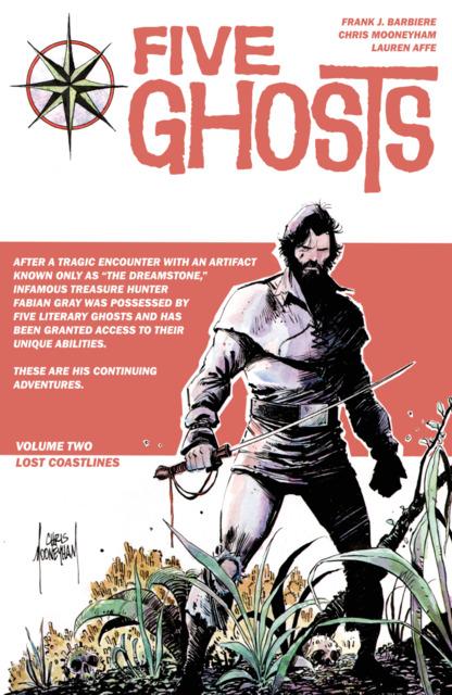 Five Ghosts: Lost Coastlines