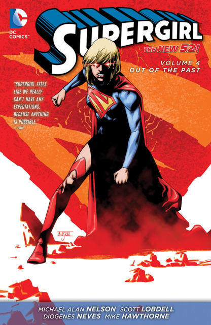 Supergirl: Out of the Past