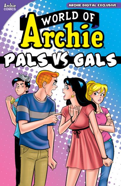 World of Archie: Pals vs Gals