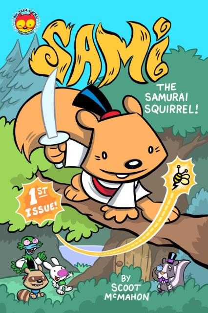 Sami the Samurai Squirrel