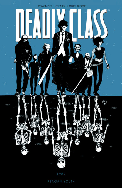 Deadly Class: Reagan Youth