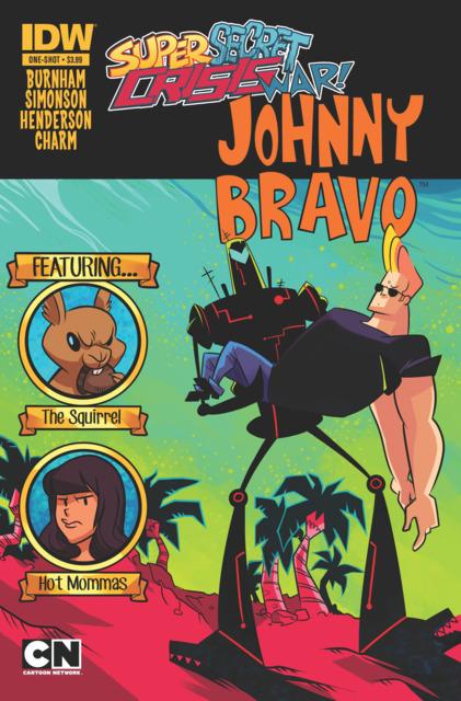 Super Secret Crisis War: Johnny Bravo One Shot