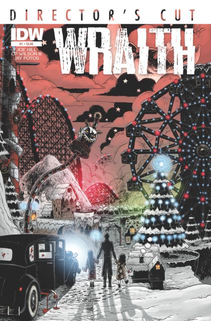 Wraith Director's Cut
