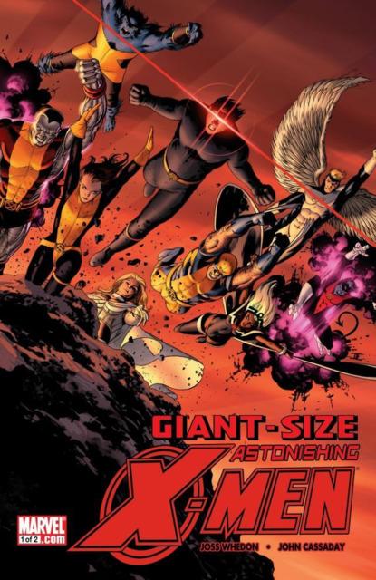 Giant Size Astonishing X-Men