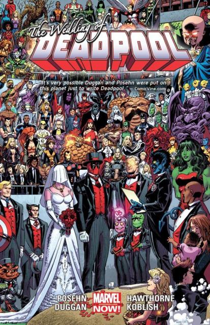 The Wedding of Deadpool