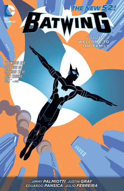 Batwing: Welcome To the Family