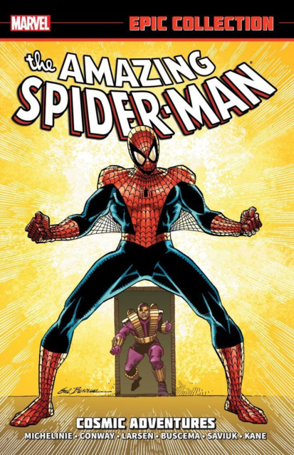 Spider-Man Epic Collection: Cosmic Adventures
