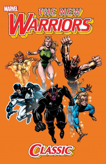 New Warriors Classic