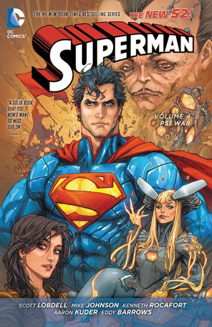 Superman: Psi-War