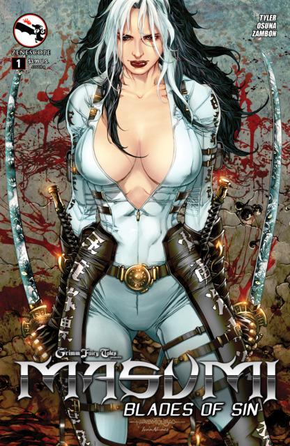 Grimm Fairy Tales presents Masumi