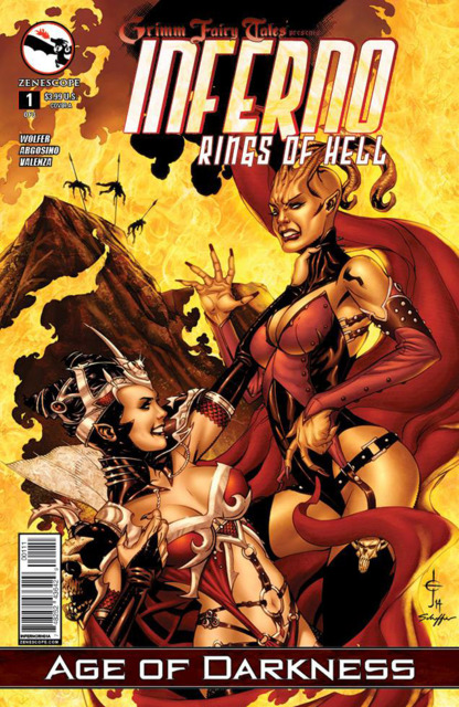 Grimm Fairy Tales presents Inferno: Rings of Hell