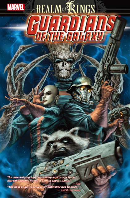 Guardians of the Galaxy: Realm of Kings