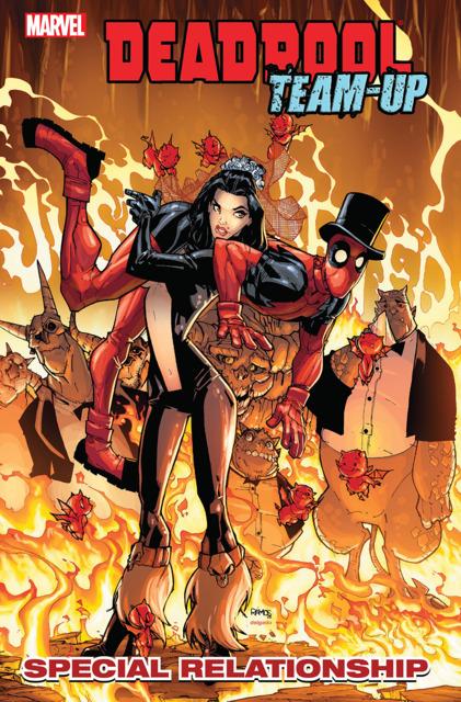 Deadpool Team-Up: Special Relationship