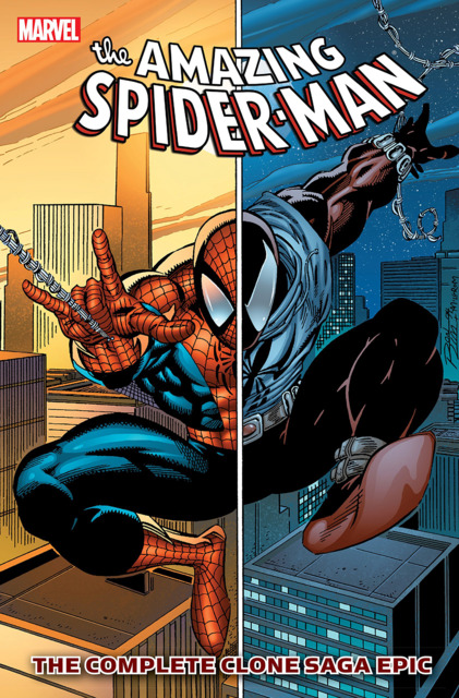 The Amazing Spider-Man: The Complete Clone Saga Epic