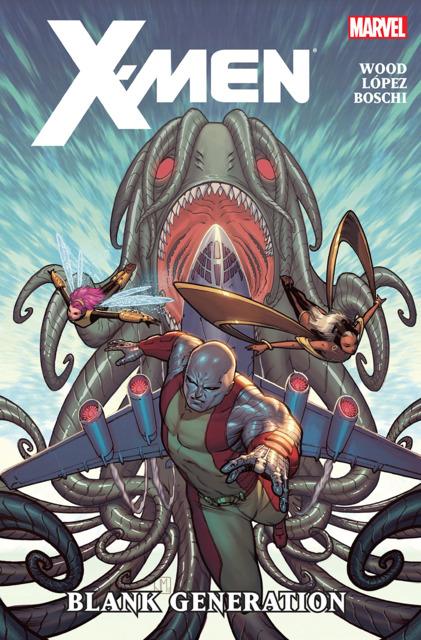 X-Men: Blank Generation
