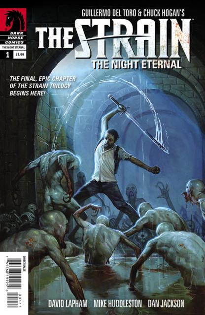 The Strain: The Night Eternal