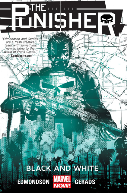 The Punisher: Black and White