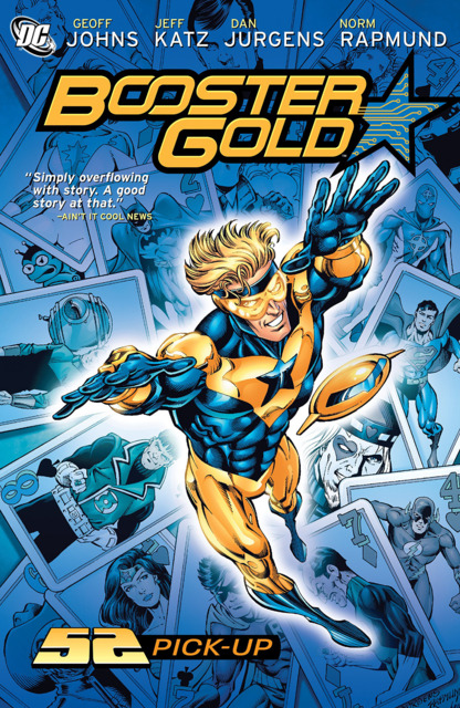 Booster Gold: 52 Pick-Up
