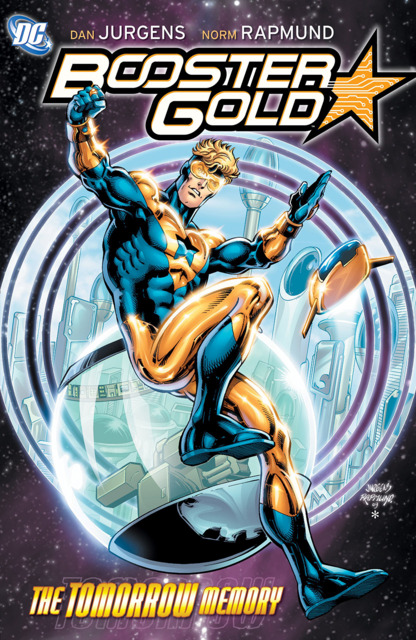 Booster Gold: The Tomorrow Memory