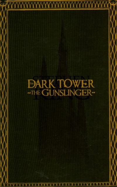The Dark Tower: The Gunslinger Omnibus