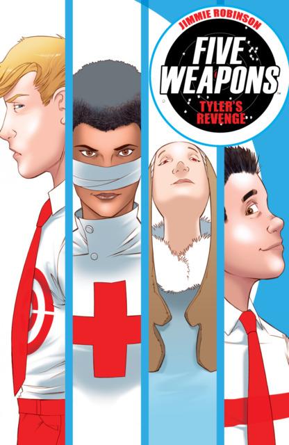 Five Weapons: Tyler's Revenge
