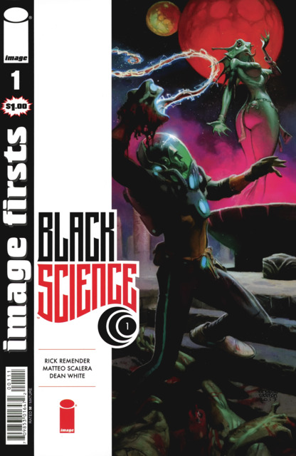 Image Firsts: Black Science