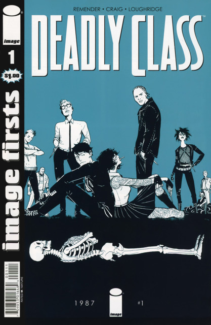 Image Firsts: Deadly Class