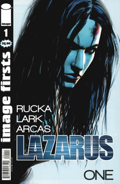 Image Firsts: Lazarus