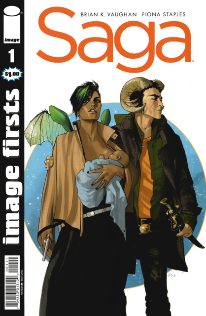 Image Firsts: Saga