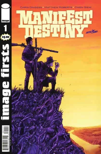 Image Firsts: Manifest Destiny